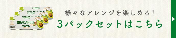 ワカモレ クラシック 4個入り×3セット